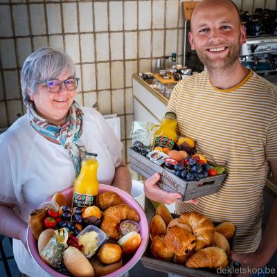 Ontbijtmand - De Kletskop
